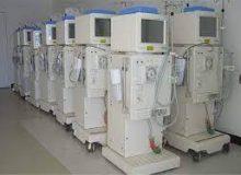 ۶ دستگاه تخصصی دیالیز در بیمارستان فامنین نصب و راهاندازی شد